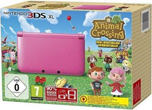 Console Nintendo 3DS XL - rose + Animal Crossing : New Leaf de la marque Nintendo image 0 produit