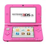 Console Nintendo 3DS XL - rose + Animal Crossing : New Leaf de la marque Nintendo image 2 produit