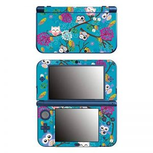 "Motif Disagu Design Skin pour New Nintendo 3DS XL: ""Schön bunt"" de la marque Disagu Skin colour your style image 0 produit"