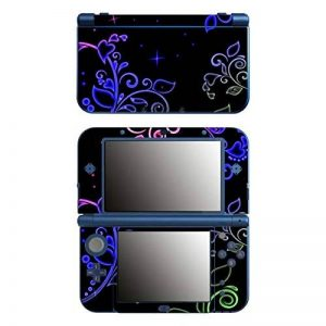 "Motif Disagu Design Skin pour New Nintendo 3DS XL: ""Star Neon"" de la marque Disagu Skin colour your style image 0 produit"