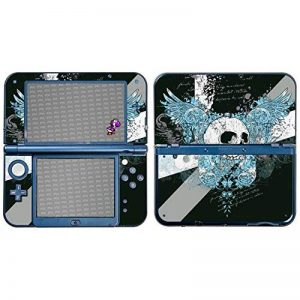 "Nintendo New 3DS XL Design Skin ""Blue Totem"" Autocollant Sticker pour New 3DS XL (2015) de la marque Designfolien@FoliX image 0 produit"