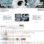 "Nintendo New 3DS XL Design Skin ""Blue Totem"" Autocollant Sticker pour New 3DS XL (2015) de la marque Designfolien@FoliX image 1 produit"