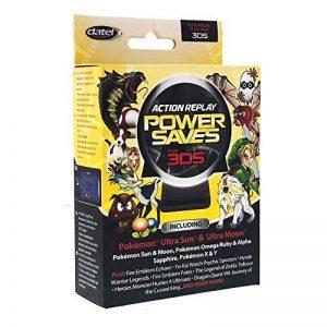 Action Replay Powersaves cheats pour 3DS de la marque Datel image 0 produit