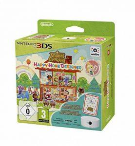 Animal Crossing : Happy Home Designer + Lecteur NFC de la marque Nintendo image 0 produit