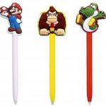 Bigben Interactive Pack licencié Nintendo de 3 stylets avec personnages Nintendo - Stylets (57 g, 131 mm, 10 mm, 195 mm, Ampoule, 6 pièce(s)) de la marque Bigben Interactive image 1 produit
