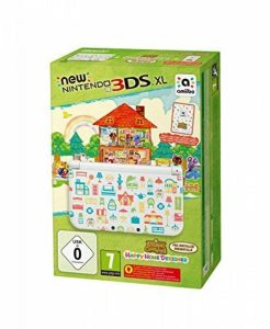 Console New Nintendo 3DS XL + Animal Crossing : Happy Home Designer préinstallé de la marque Nintendo image 0 produit