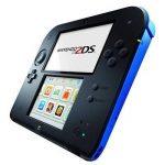 Console Nintendo 2DS - noir/bleu + Yo-Kai Watch Préinstallé de la marque Nintendo image 1 produit
