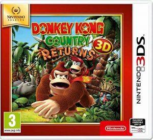 Donkey Kong Country Returns 3D - SELECTS de la marque Nintendo image 0 produit