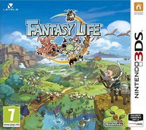 Fantasy Life de la marque Nintendo image 0 produit