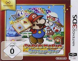 jeu mario paper 3ds TOP 4 image 0 produit