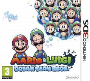 jeux mario et luigi 3ds TOP 2 image 0 produit