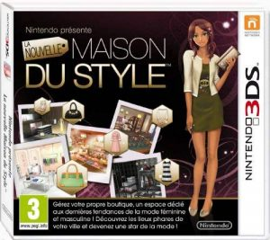 La nouvelle Maison du Style de la marque Nintendo image 0 produit