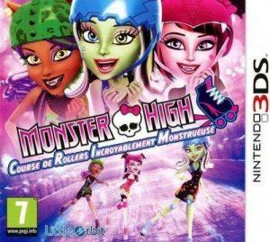 Monster High : Course de Rollers Incroyablement Monstrueuse de la marque Namco image 0 produit