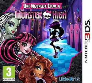 Monster High : une nouvelle élève à Monster High de la marque Bandai-Namco-Entertainment image 0 produit