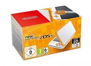 New Nintendo 2DS XL Blanc+Orange de la marque Nintendo image 0 produit