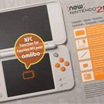 New Nintendo 2DS XL Blanc+Orange de la marque Nintendo image 1 produit