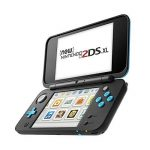 New Nintendo 2DS XL Noir+Turquoise de la marque Nintendo image 2 produit
