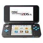 New Nintendo 2DS XL Noir+Turquoise de la marque Nintendo image 3 produit