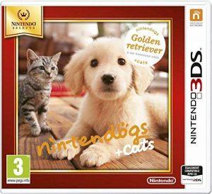 Nintendogs + cats Golden Retriever & ses nouveaux amis - Nintendo Selects de la marque Nintendo image 0 produit