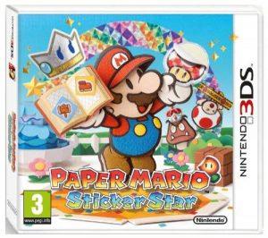 Paper Mario : Sticker Star de la marque Nintendo image 0 produit
