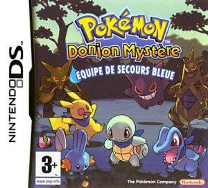 Pokémon - Mystérieux Donjon Equipe de secours Bleue de la marque Nintendo image 0 produit