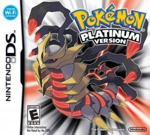 Pokemon Platinum (Nintendo DS) [import anglais] de la marque Nintendo image 0 produit