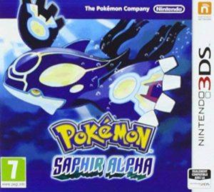 Pokémon Saphir Alpha de la marque Nintendo image 0 produit
