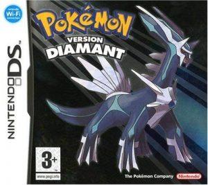 Pokémon version diamant de la marque Nintendo image 0 produit