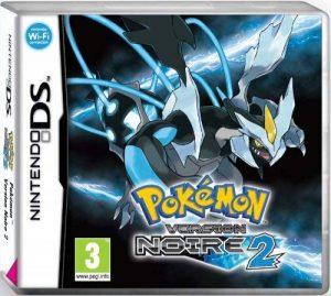 Pokémon version noire 2 de la marque Nintendo image 0 produit