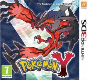 Pokémon Y de la marque Nintendo image 0 produit