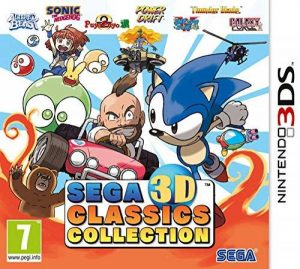 Sega 3D Classics Collection de la marque Séga image 0 produit