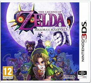 The Legend of Zelda : Majora's Mask 3D de la marque Nintendo image 0 produit