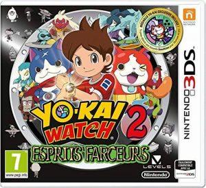 Yo-Kai Watch 2 : Esprits Farceurs + Médaille Incluse - édition spéciale limitée de la marque Nintendo image 0 produit